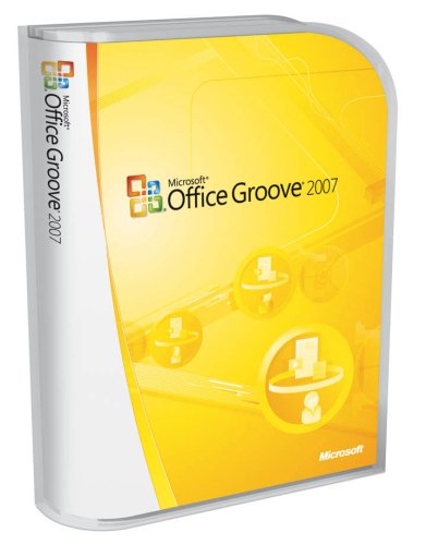 Microsoft Office Groove 2007 (PC) [import anglais]