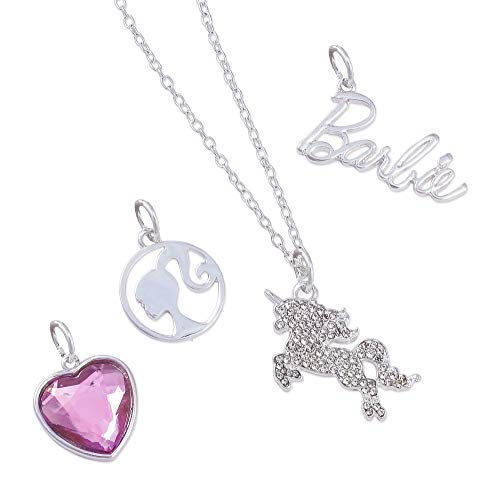 Barbie Necklace & Pendants Set