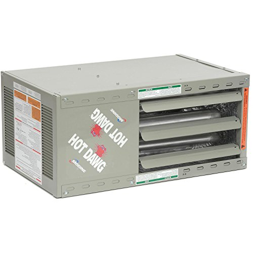 Modine Hot Dawg, Gas Fired Unit Heater 60000 BTU