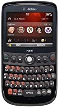 HTC Dash 3G Quad-Band Unlocked Phone with 3G Support, 2MP Camera, GPS, WIFI and QWERTY Keyboard - Unlocked Phone - US Warranty - Black