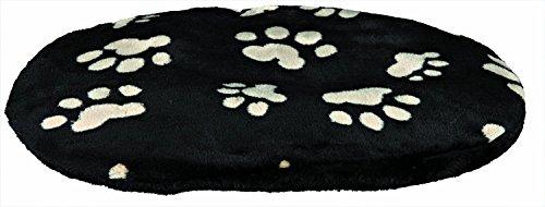 Trixie 38932 Kissen Joey, 54 × 35 cm, schwarz