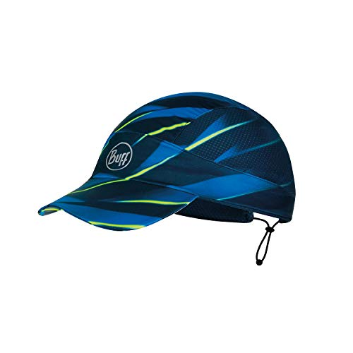 Buff R-Focus Casquette Pack Run Mixte Adulte, Blue, FR Unique Fabricant : Taille One sizeque