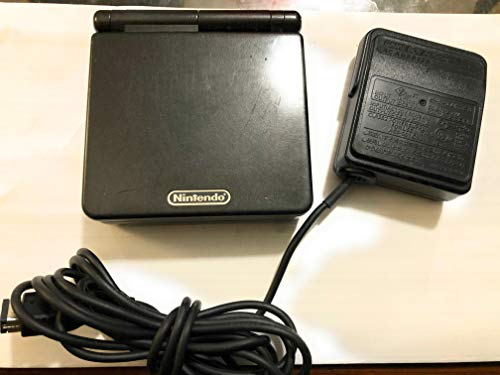 Game-Boy Advance SP - Noir