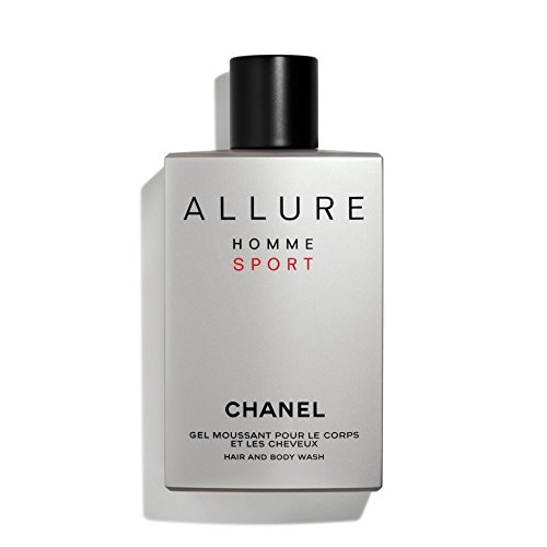 ALLURE HOMME SPORT Gel moussant int. 200 ml Flakon