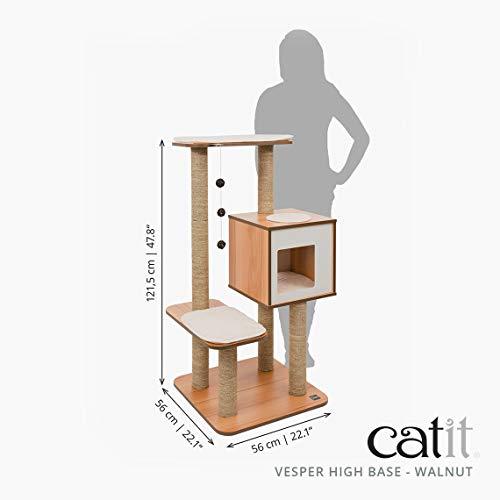 Vesper Katzenmöbel V-High Base - 7