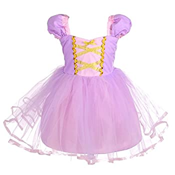 Dressy Daisy Princess Costumes Birthday Fancy Halloween Xmas Party Dresses Up for Baby Girls Size 12-18 Month 109