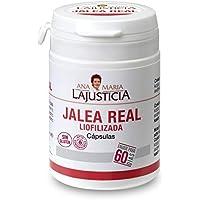 Ana Maria Lajusticia - Jalea real liofilizada – 60 cápsulas reduce el cansancio y la fatiga, refuerza el sistema inmunitario. Envase para 60 días de tratamiento.