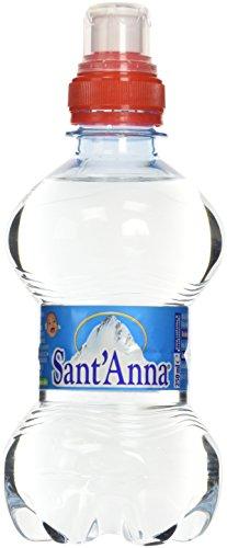 Sant'Anna Acqua Baby Naturale, 6 x 250ml