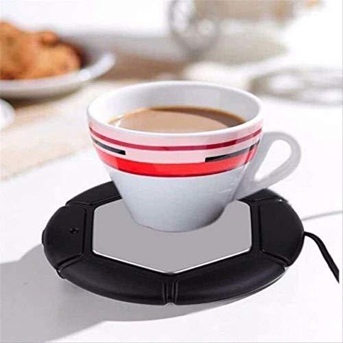 Genex Calienta Leche Calentador Taza 220-240v USB Cup Mug Warmer Coaster Tea Coffee Beverage Warmer Home Office USB Mug Heating Pad Cup Heater