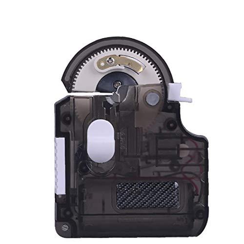 1PC Elektroangelhaken Tier Tool Automatische Tyer Maschine Angelzubehör Bindegerät Köder Angelhaken Linie Tyer (batteriebetrieben)