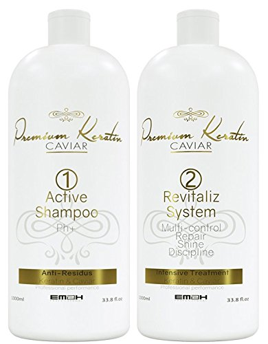 Premium Keratin Caviar Kit 1000 ml