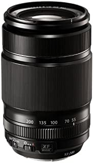 Fujinon XF 55-200mm f:3.5-4.8 R LM OIS Zoom Lens (Renewed)
