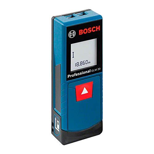 Trena Laser alcance 20 metros Bosch GLM 20
