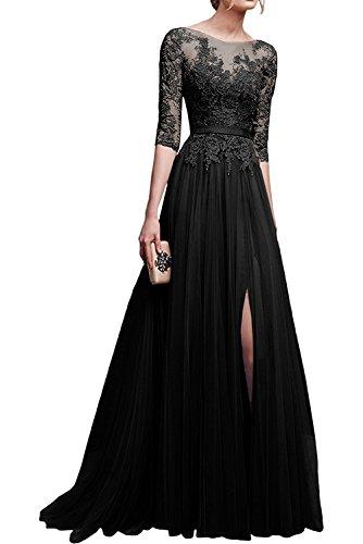 Babyonlinedress Abendkleider Lang Spitze Elegant Ballkleider Damen Abiballkleid Cocktailkleid...