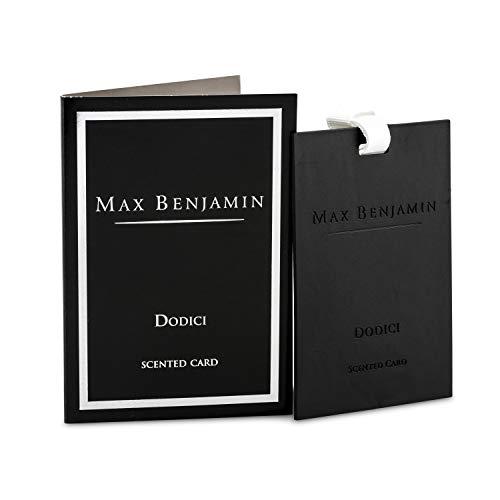 Max Benjamin Max Benjamin Dodici Duftkarte