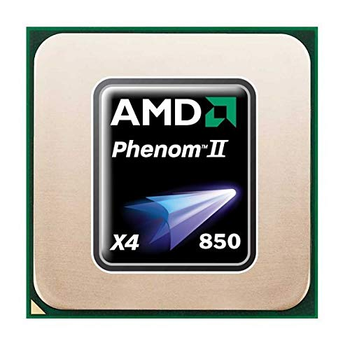 AMD Phenom II X4 850 (4X 3.30GHz) HDX850WFK42GM CPU Sockel AM2+ AM3#30955