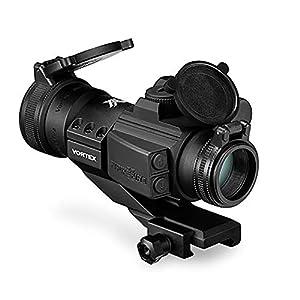 Vortex Optics Strikefire II Red Dot Sight - 4 MOA Red/Green Dot, Small
