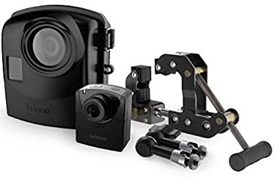Brinno BCC2000 Time Lapse Camera, Upto 1 Year Battery Life, Perfect for Construction and Outdoor Security, 1080P FHD - Includes Flexible Clamp Mount and Weather Resistant Outdoor Housing by Brinno