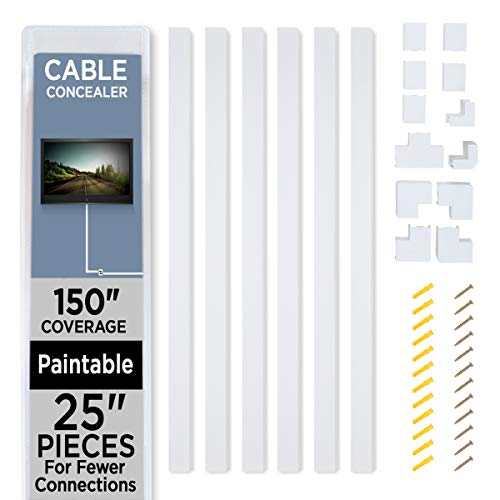 televisor blanca fabricante Cable Shield