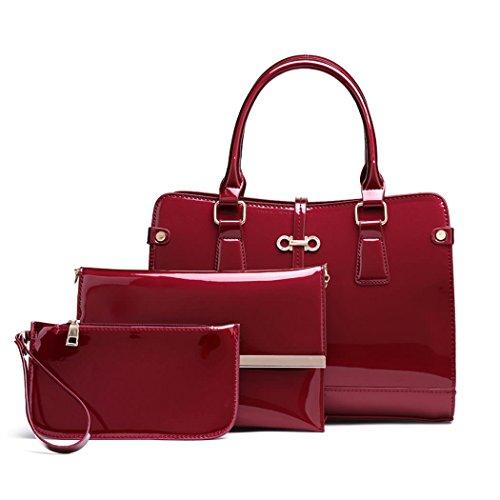 Deerword schoudertas voor dames, handtassen, dode handtassen, schoudertassen, leer