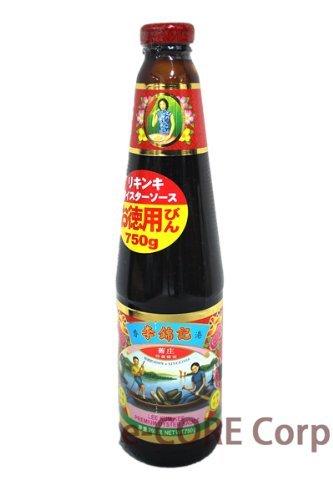 リキンキ オイスターソース お徳用びん 750g 李錦記