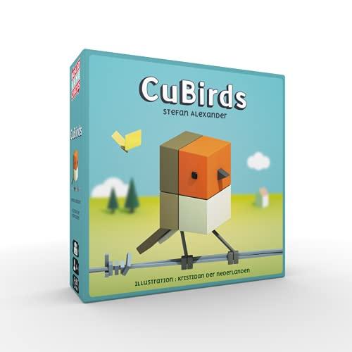 Board Game Circus CuBirds - Deutsch