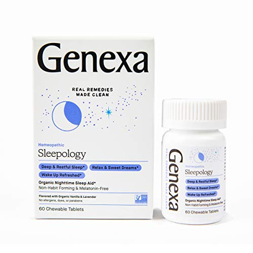 Genexa Sleepology Nighttime Sleep A…