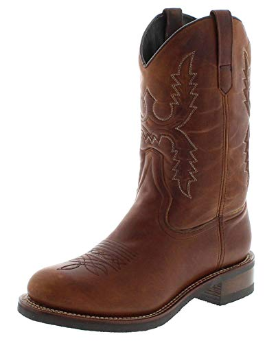 Sendra Boots Damen Cowboy Stiefel 14340 KARLUK mit Thinsulate 40 EU
