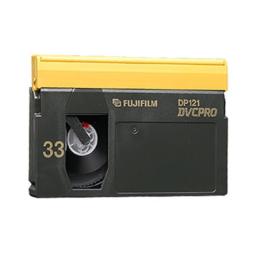 Learn More About Fuji DP121-33M 33 Minute DVCPRO Tape