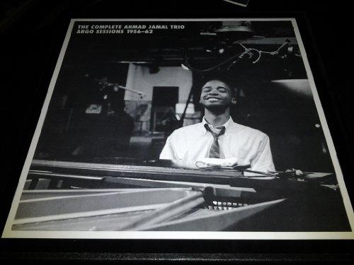 The Complete Ahmad Jamal Trio Argo Sessions [Mosaic #246] 9 CD box