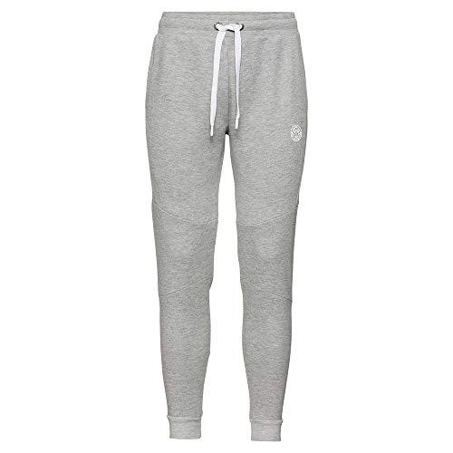 BIDI BADU Matu Basic Cuffed Pants - lightgrey (FA19), Größe:L