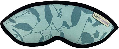 Dream Essentials Natura Organic Sleep Mask Whispering Grass Made In USA product image
