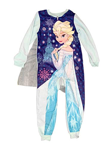 Frozen Girls Pajama Blanket Sleeper Onesie (Little Girls & Big Girls)