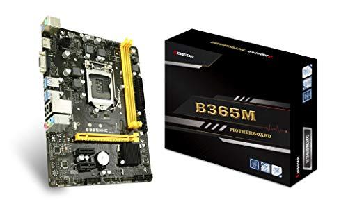 Price comparison product image Biostar Carte Mère B365MHC (Intel LGA 1151) Micro ATX