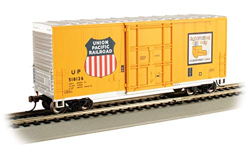Bachmann Trains - High-Cube Box Car with Sliding Door - Union Pacific - HO Scale