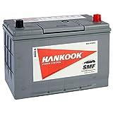 Hankook MF59518 95Ah Batterie de Démarrage Pour Voiture 12V 720A 302x172x220mm