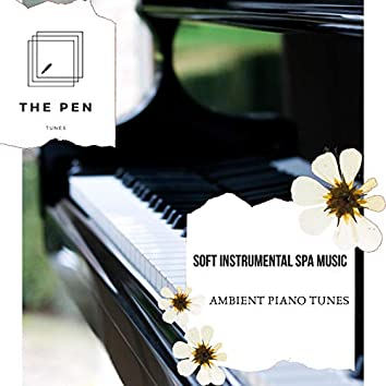 Soft Instrumental Spa Music - Ambient Piano Tunes