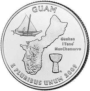2009 D Guam State Quarter Uncirculated