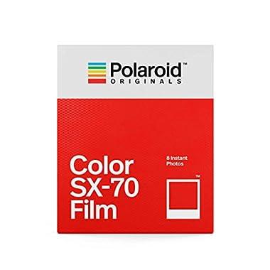 Polaroid Originals 4676 Color Film for SX-70, White