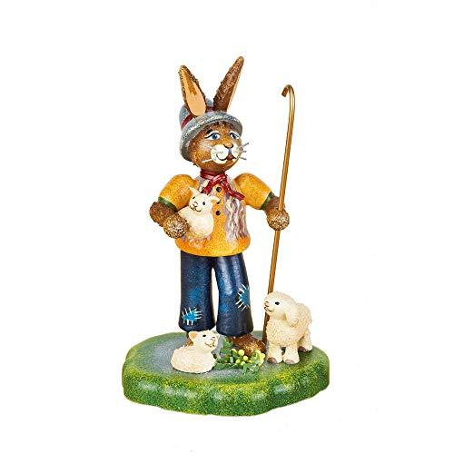 Kleine Figuren & Miniaturen Osterlämmer - 10cm - Hubrig Volkskunst