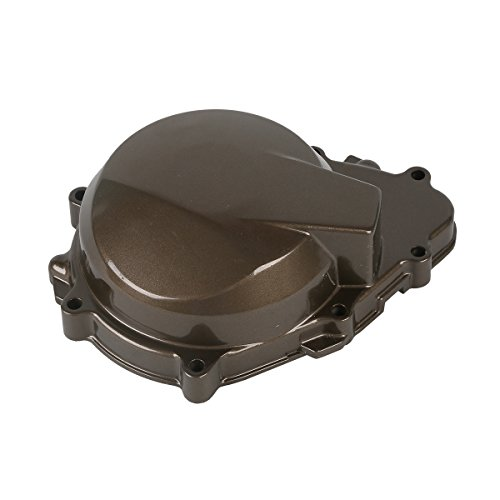 XFMT Side Engine Stator Cover Crankcase Compatible with Kawasaki Ninja ZX6R ZX636 2005 2006