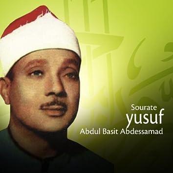 Qari Abdul Basit Abdus Samad (Sura Yusuf, Pt. 1)