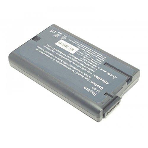 MTXtec Batterie, LiIon, 14.8V, 4400mAh, Noir pour Sony Vaio PCG-FR215S