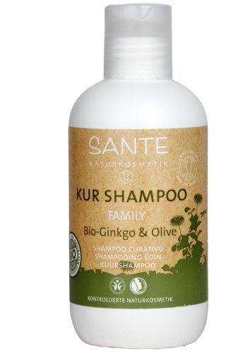 Sante Kur Shampoo Bio-Ginkgo & Olive 200ml