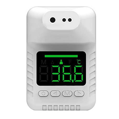 termómetro frente de la marca Naisde
