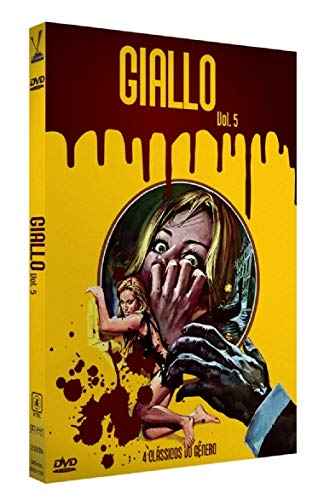 Giallo Volume 5 - 2 Discos [DVD]