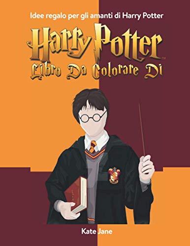 Libro da colorare di Harry Potter: idee regalo per gli amanti di Harry Potter