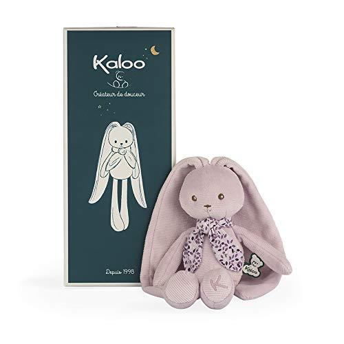 KALOO Lapinoo-Peluche fantoccio coniglio rosa-25cm, Colore Rosa, K969940