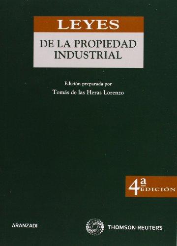 Leyes de la Propiedad Industrial (Código Profesional)