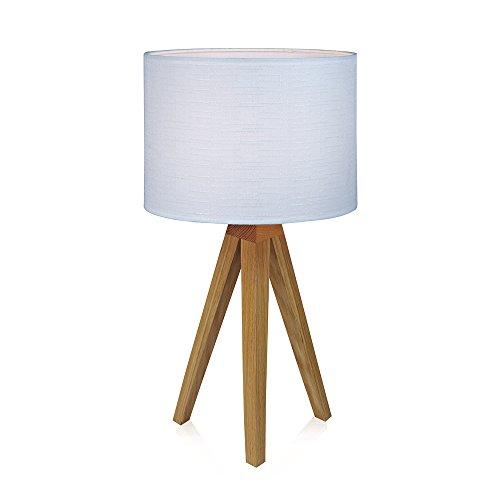 Markslöjd Tischleuchte, Holz, E14, braun, 0 x 0 x 44 cm